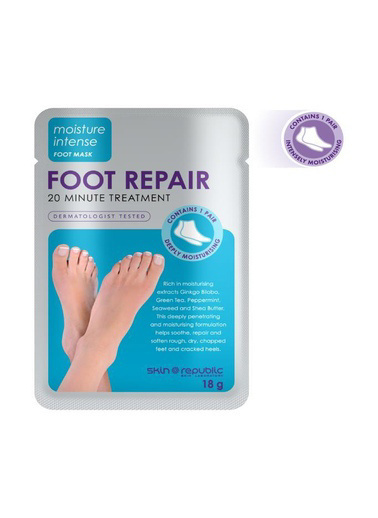 Skin Republic Skin Republic Foot Repair Mask 18g Renksiz